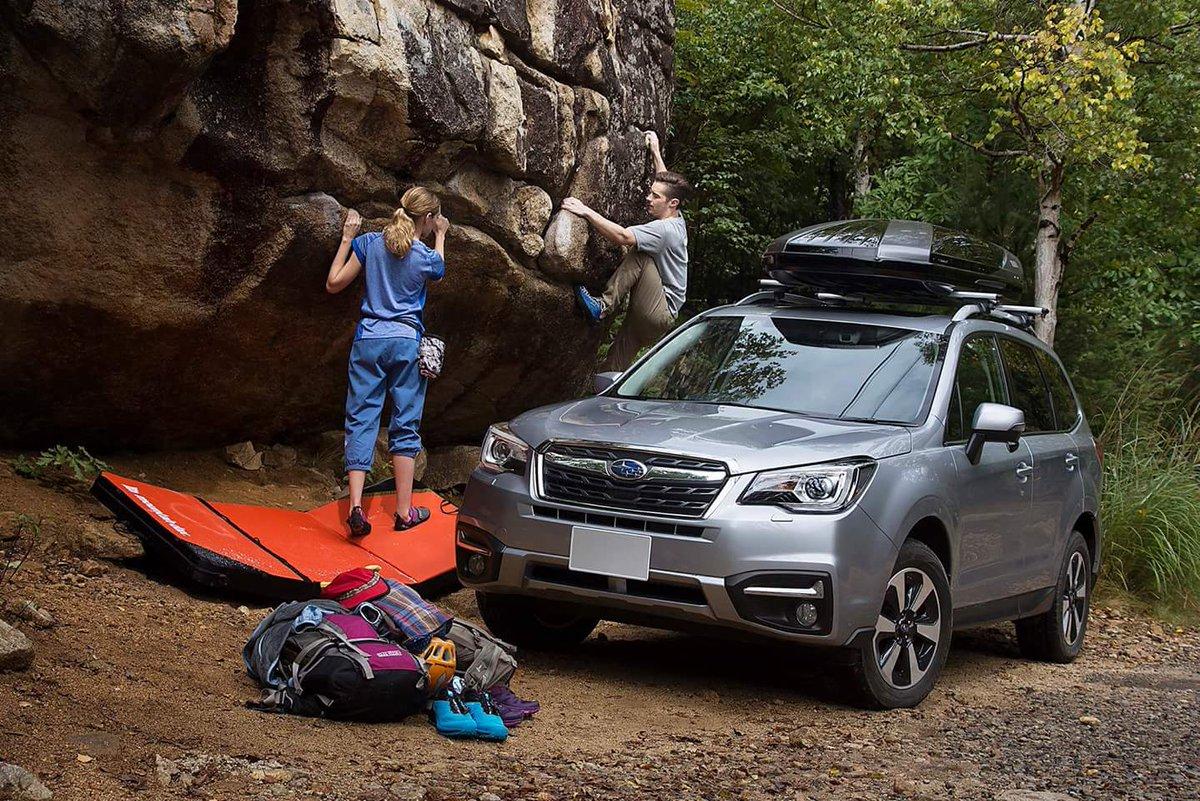 Take on extreme adventures! #subaruforester #extraordinarysuv #subieadventures https://t.co/67mBIfyWyN