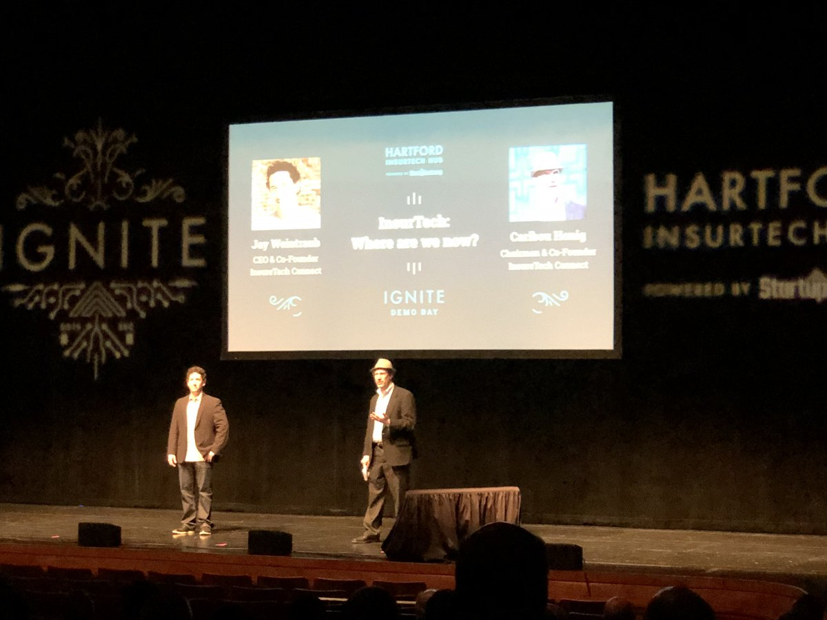 Welcome Jay to our city of #hartford @jayweintraub @HartfordInsHub #HIHDemoDay @Sbootcamp<br>http://pic.twitter.com/YXWvwEL3an