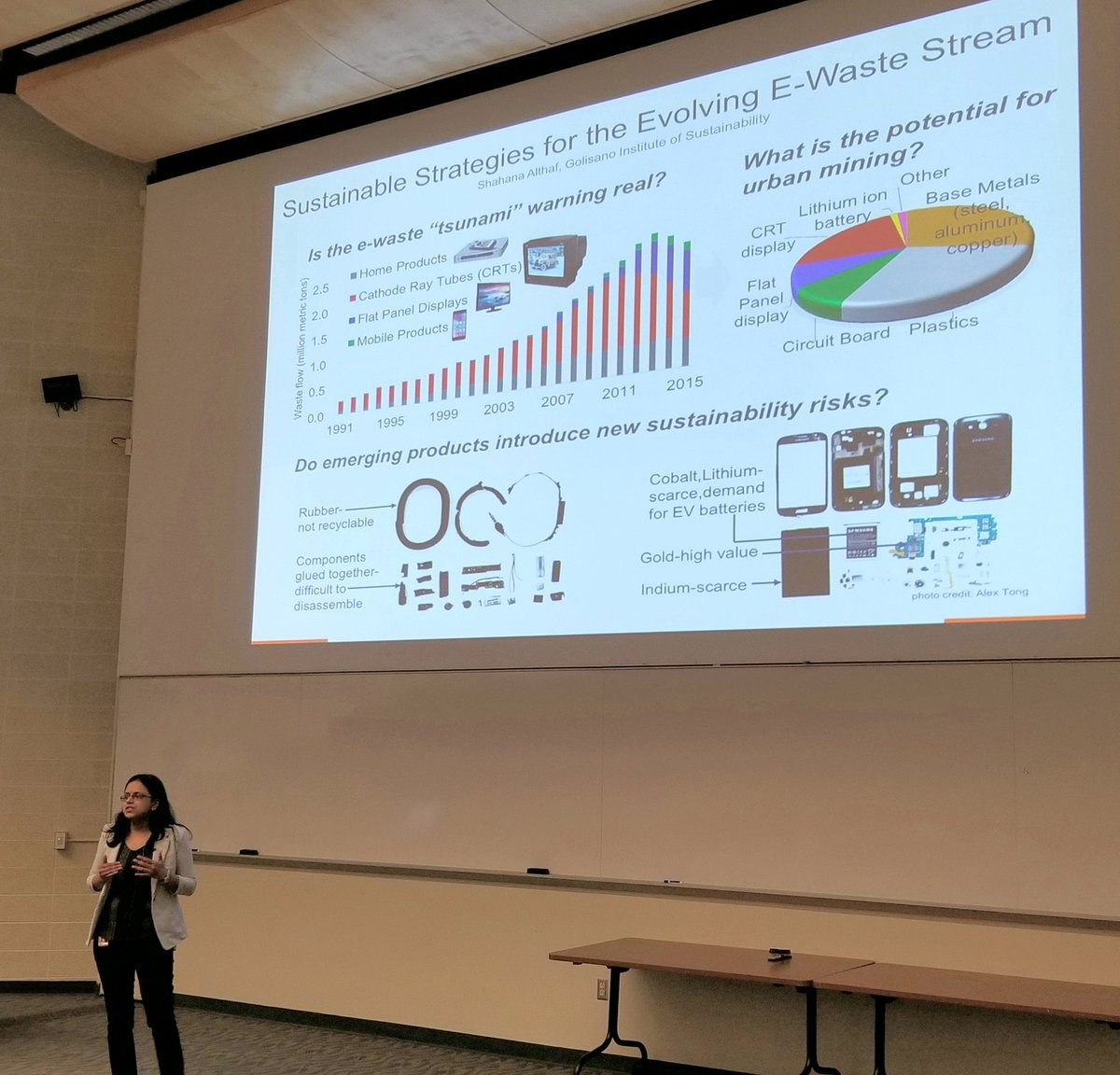 Callie Babbitt On Twitter First Place Congrats Shananazeera It Comes To Sustainable Product Design If Has A Circuit Board