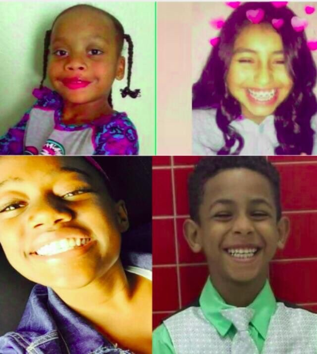 RT @KenidraRWoods_ Ashawnty Davis(10), Rosalie(13), Nakia Venant (14), and Gabriel Taye(8) all committed suicide due to bullying. Don't just stand around if you see someone being bullied. No one deserves this - not them, not me, not you.   If you're being bullied, know that I stand with you.