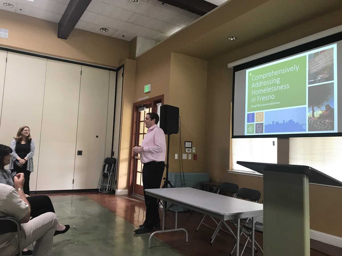 We are excited to be part of the convening to comprehensively address #homelessness in #fresno along with many local housing and service organizations. #Listen #Think #Collaborate <br>http://pic.twitter.com/rLn6ye3xSJ