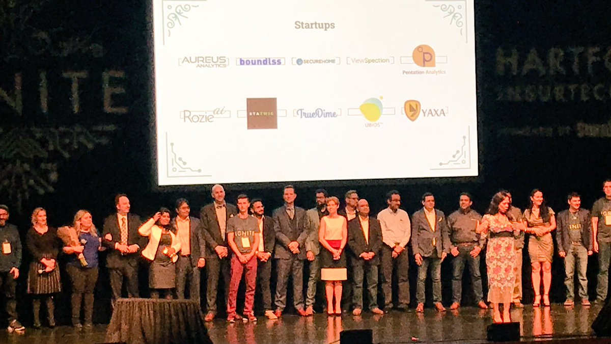 Congratulations @HartfordInsHub, startups, and partners on a terrific #HIHDemoDay! #insurtech #Hartford <br>http://pic.twitter.com/YFgqb0Vw9b &ndash; à Bushnell Center for the Performing Arts