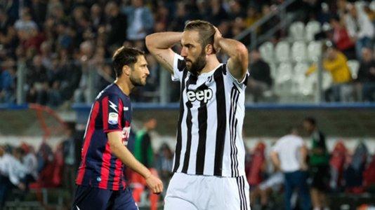 Crotone vs Juventus: