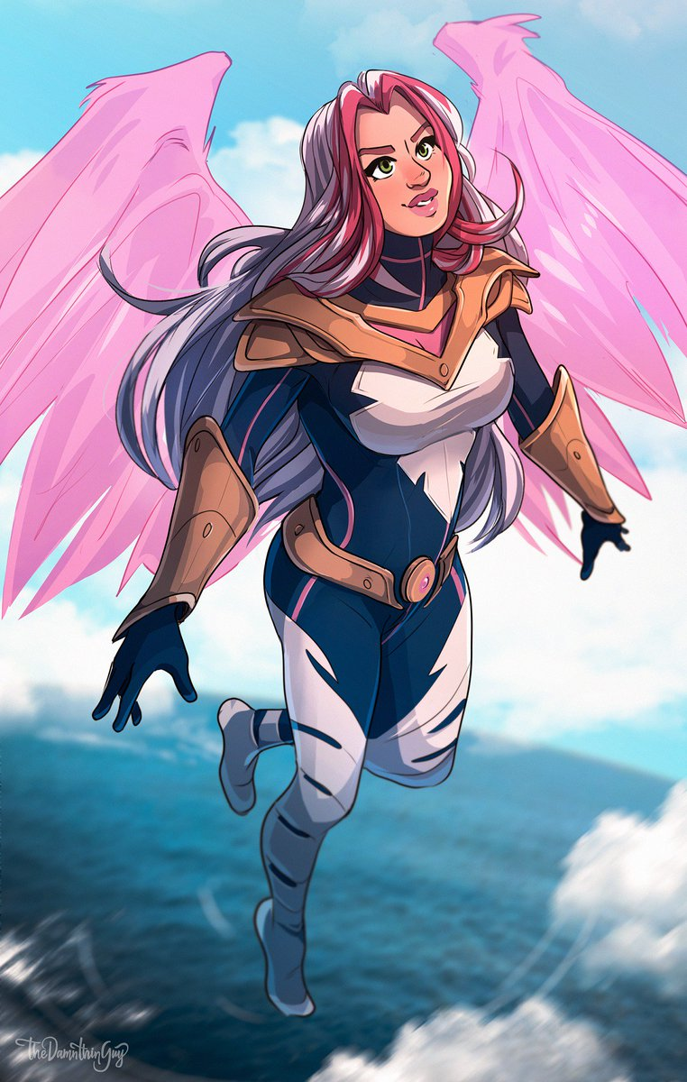Must see Wallpaper Marvel Songbird - DbG_jRPXkAIY6AU  Perfect Image Reference_866290.jpg