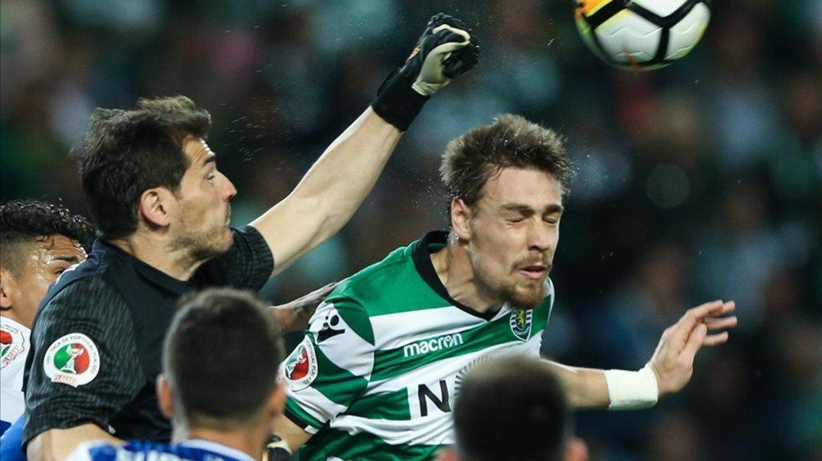 #Portugal   El Sporting de Mathieu disputará la final de la Taça portuguesa https://t.co/m7ZOS0zYAp