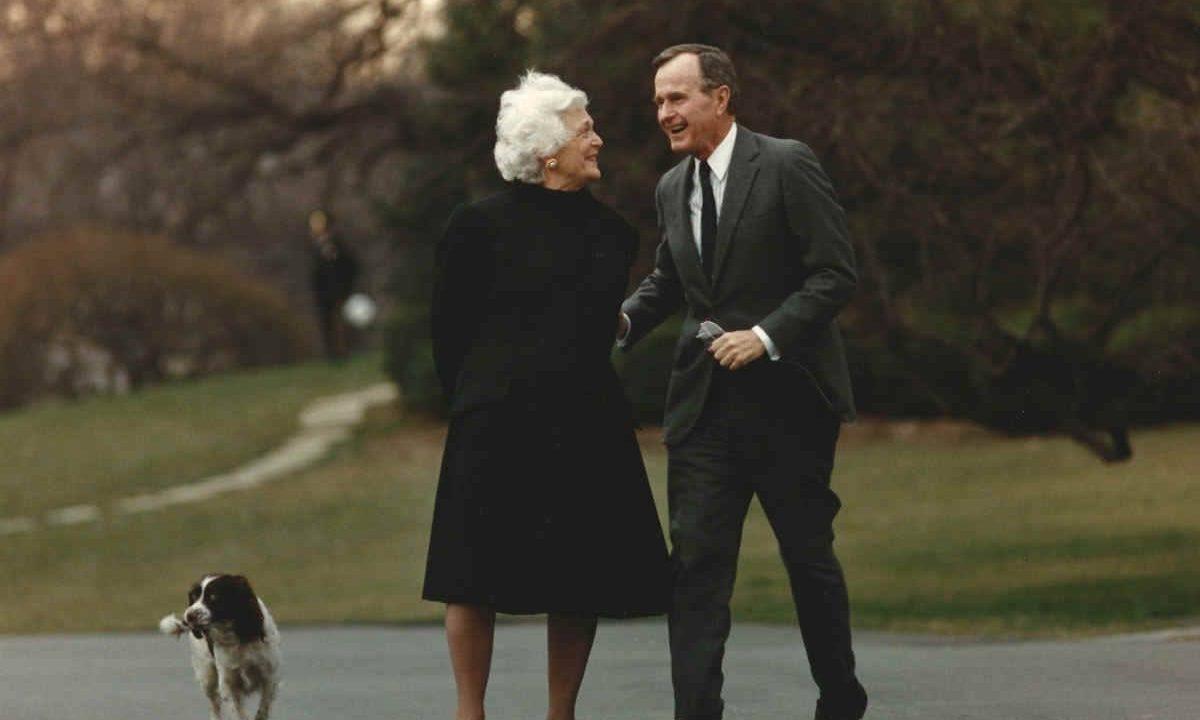The sweeping legacy of First Lady Barbara Bush: https://t.co/AfC5JkQMum https://t.co/LG9H2EYO0k