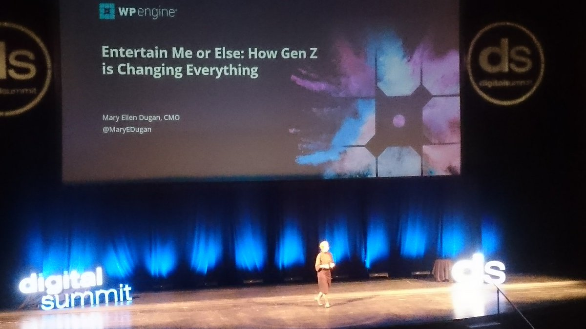 Getting the down low on #GenZ from @maryedugan.  #DSSEA @DigSumSeattle #MarketingAutomation #MarketingOps #MarketingPros<br>http://pic.twitter.com/0mp5bIS6z9