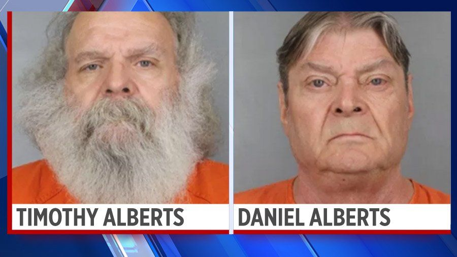 Englewood brothers arrested for child exploitation, neglect after woman told authorities she was locked in shed https://t.co/VPs39hs1R6