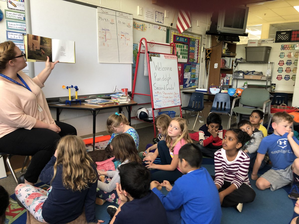 Wonderful to have Randolph 2nd graders spend time with us today learning together &amp; having time for some fun activities. Hope these relationships continue. Looking forward to bringing our students to their school.  <a target='_blank' href='http://twitter.com/APS_Elem'>@APS_Elem</a> <a target='_blank' href='http://twitter.com/RandolphStars'>@RandolphStars</a> <a target='_blank' href='http://twitter.com/monicaroache'>@monicaroache</a> <a target='_blank' href='https://t.co/wSH6gXtUXG'>https://t.co/wSH6gXtUXG</a>