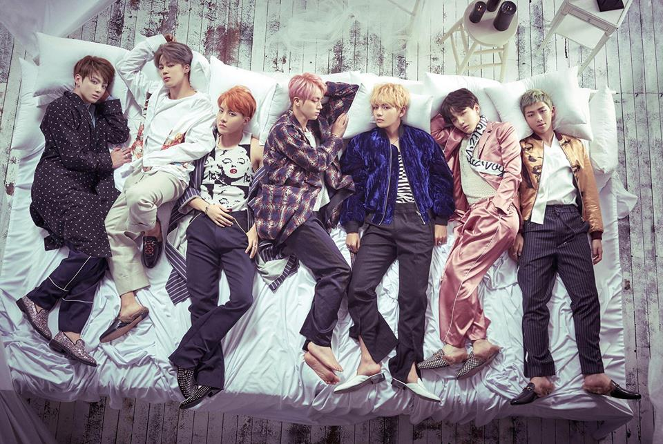 #KPop superstars @BTS_twt make inroads into the US with chart topping and accolades https://t.co/k5uWUHNLFA