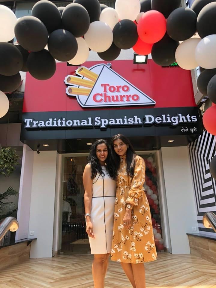 Image result for Miti & Somi Jain Of Toro Churro
