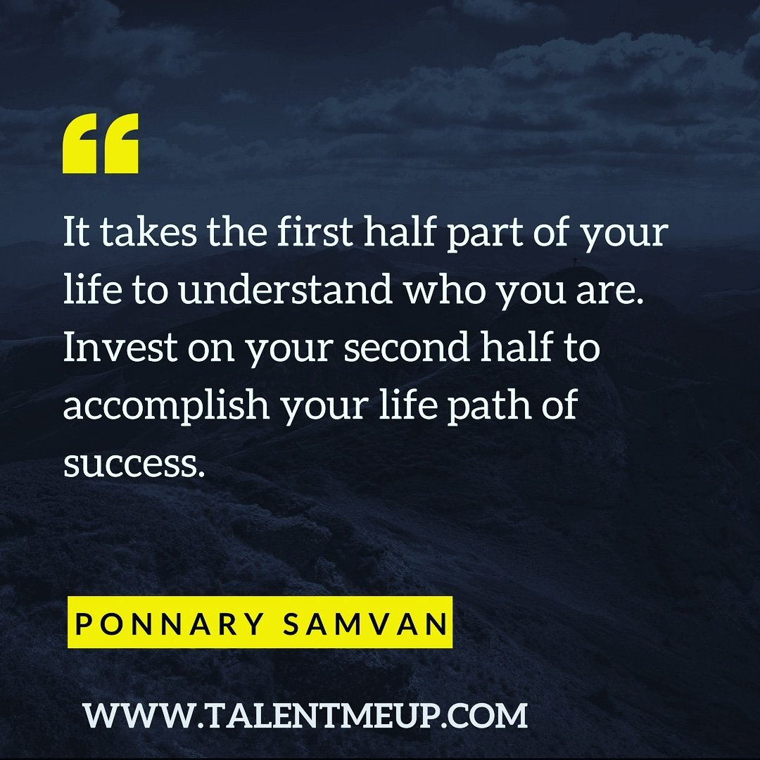 The best investment is YOU ! One day or day one ? Start now! #workonyourself #coaching #talentmeup #developpementpersonnel #bienetre #zen #quoteoftheday #motivation #determination  #driveyourmentaltosuccess #goforit #ambition #success #mindset #mindfulness #ponnarycoachofficiel<br>http://pic.twitter.com/nRMsLwB3iR