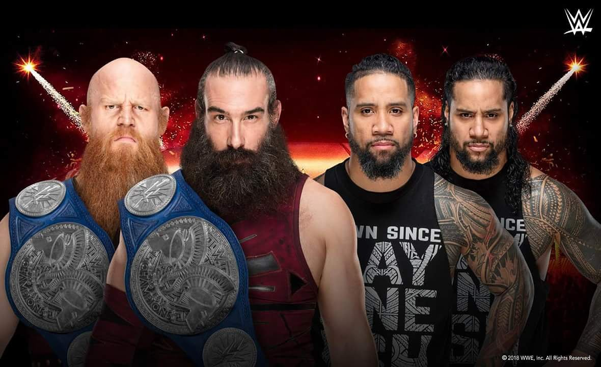 wwe greatest royal rumble 2018 - DbH4FgaXUAMpZ 2 - WWE Greatest Royal Rumble 2018 Match Card, Poster, Date – Location