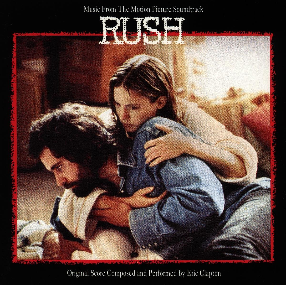 Eric Clapton 4 Lp Vinyl Box And Rush Soundtrack Out