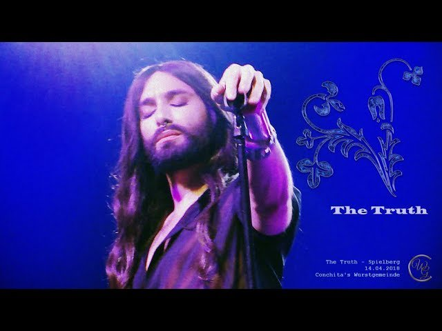 @ConchitaWurst #TheTruth #ConchitaLIVE #Spielberg 14.04.2018 &quot;The truth is an undestroyed plant, it&#39;s easy to bury it under a rock, but it will push through it when it&#39;s time.&quot; on youtube:  https:// youtu.be/dXZMk82QN8s  &nbsp;   #Conchita #ConchitaWurst #unstoppable #theunstoppables <br>http://pic.twitter.com/YPmq8T9Ymo