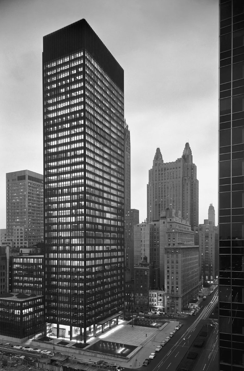 """Chicago Mies Van Der Rohe Tour chicago architecture center on twitter: """"mies van der rohe"""