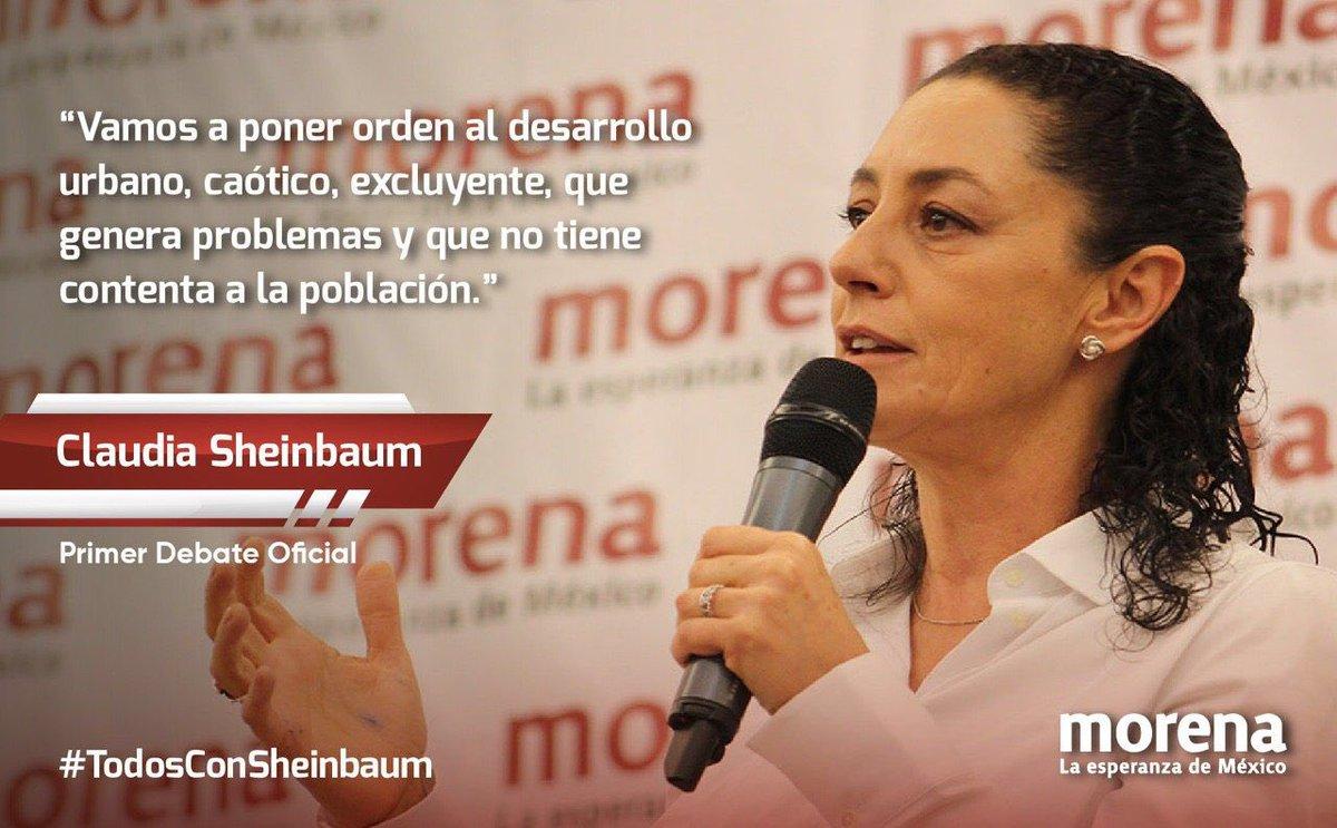 #VolvióAGanarSheinbaum sacará a la CDMX...