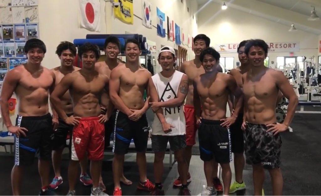 水球男子日本代表
