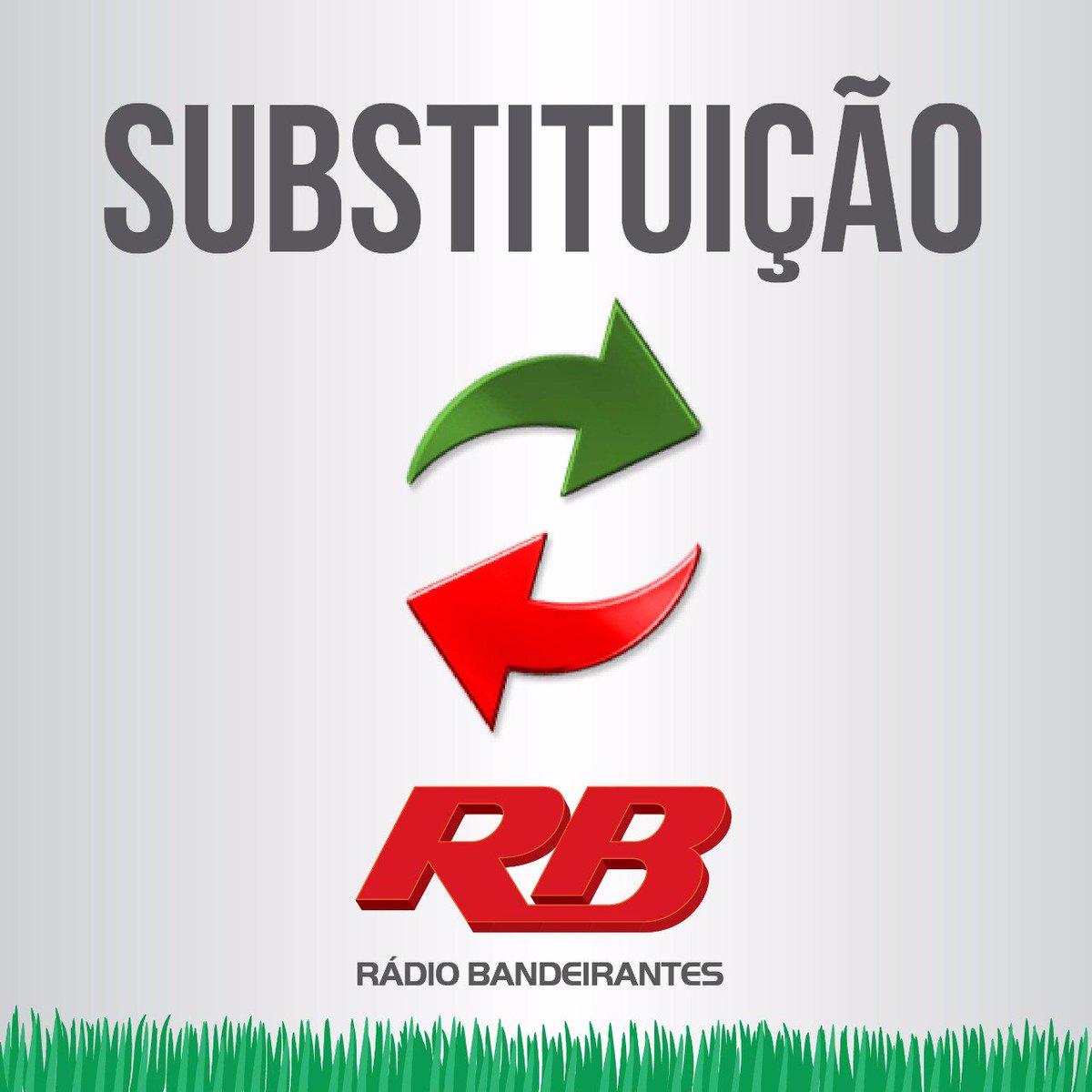 42' 2°T: Última mudança no @Corinthians . Sai Romero e entra Júnior Dutra  OUÇA! https://t.co/WuqII0ALYl    #FocoEmVocê