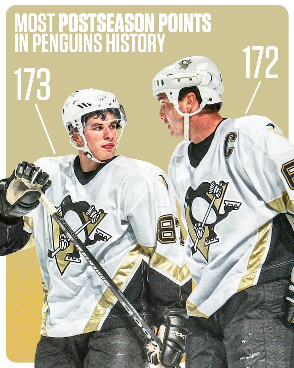 Move over Mario Lemieux, Sidney Crosby is here.