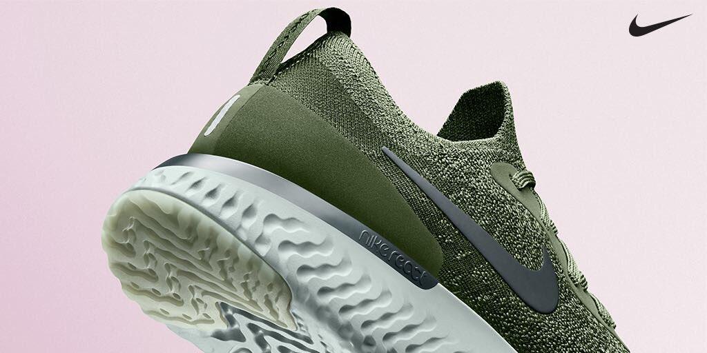Nike Epic React Flyknit drops tomorrow