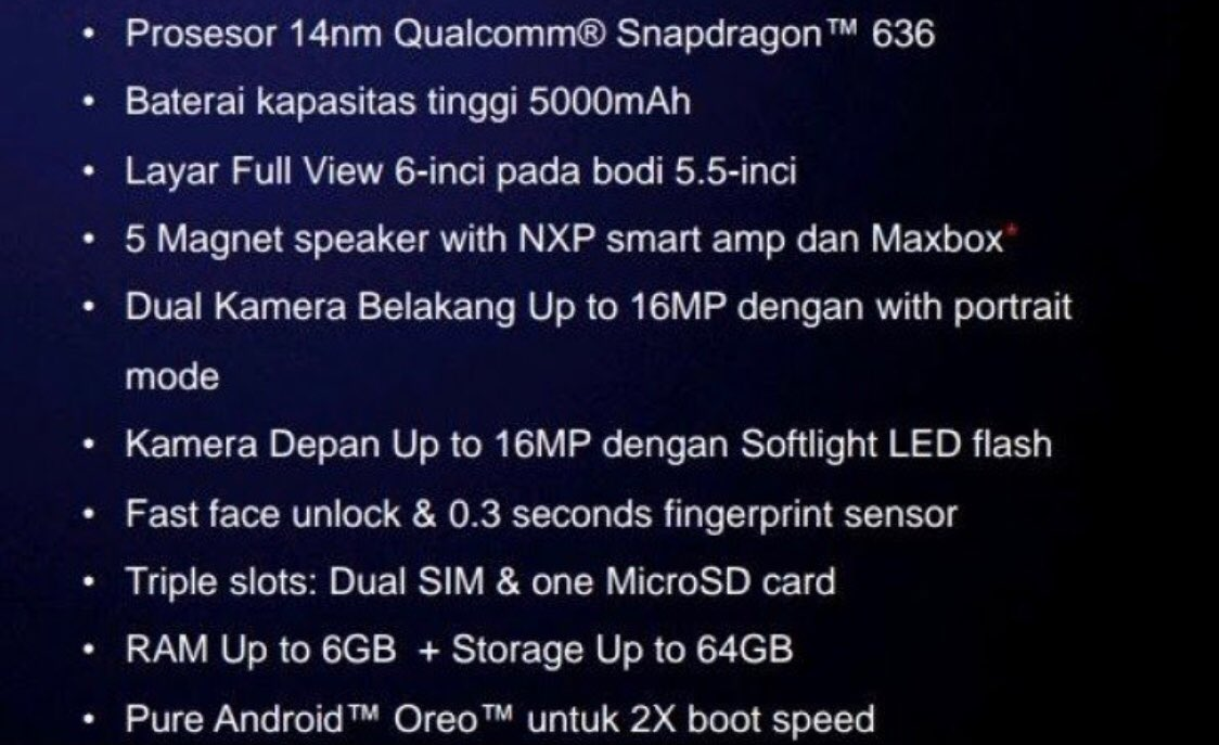 Asus ZenFone Max Pro (M1) Specifications Leaks