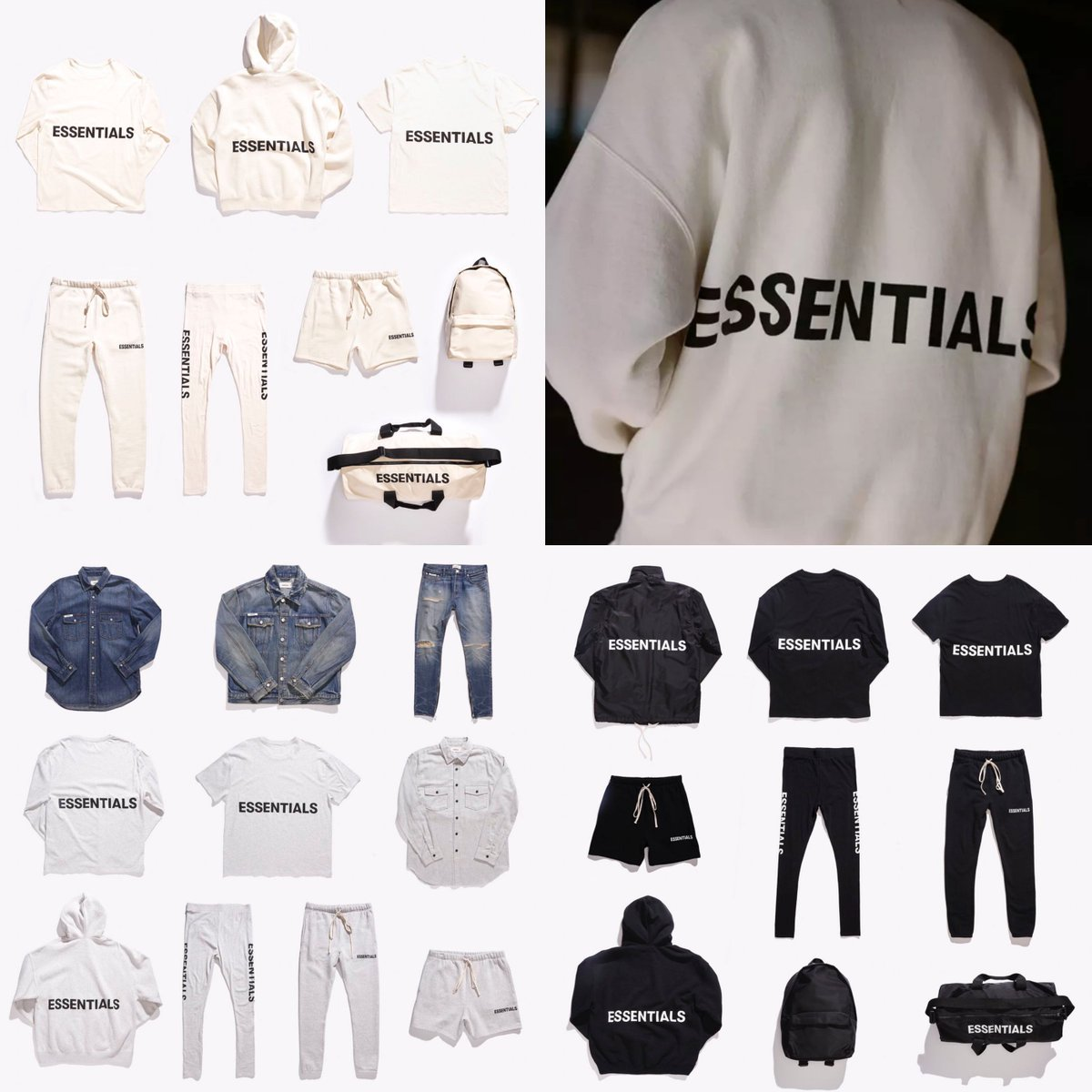 Pacsun essentials