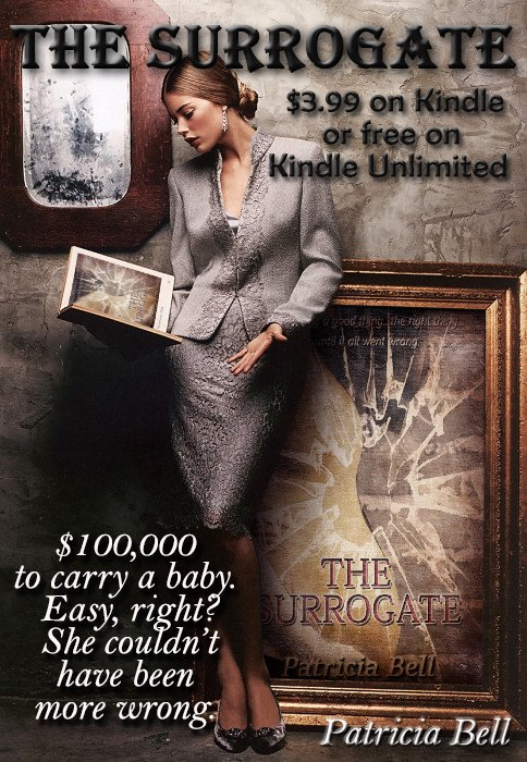 The Surrogate - A #CleanSuspense Novel When Emily Calhoun is offered the deal of her life, she takes it. But she never imagined just how #lifechanging that decision would be. #WeTweetClean  #KindleUnlimited  http:// amzn.to/2zhkSwb  &nbsp;  <br>http://pic.twitter.com/cfLJWNhWbi