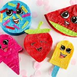 """166 Likes, 6 Comments - Oriental Trading (@orientaltrading) on Instagram: """"???Cuteness overload with these Mini Shopkins Piñatas. Make them over on Fun365  Idea by:…"""" This fantastic party idea was featured today on https://t.co/2n0L40LUCS! #partyideas #party #birthdayparty #ho…"""