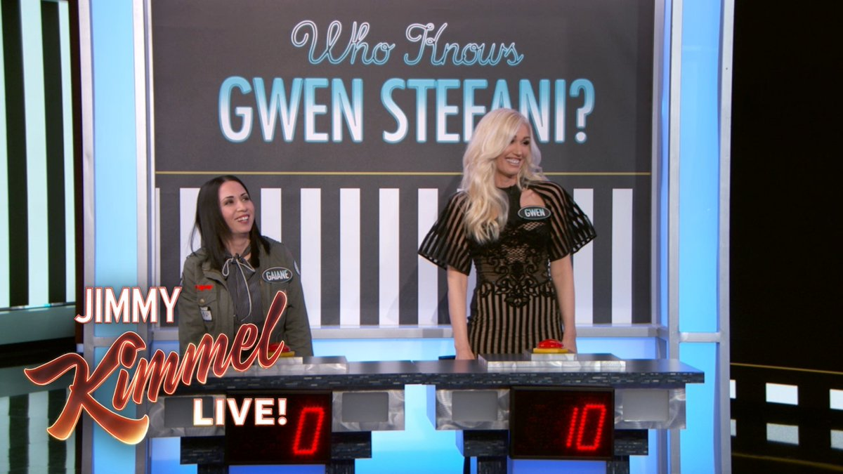 Does this superfan know more about @GwenStefani than Gwen Stefani?