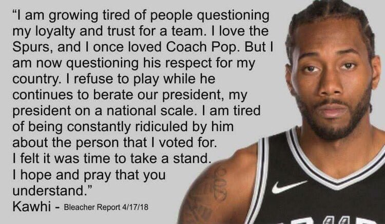Wow. Pati mundo ng basketball may #FakeNews na din 🤦🏻♂️ this is a fake quote, kids...   https://t.co/RYOlPYQyvQ