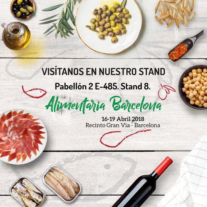 #Alimentaria2018 Photo