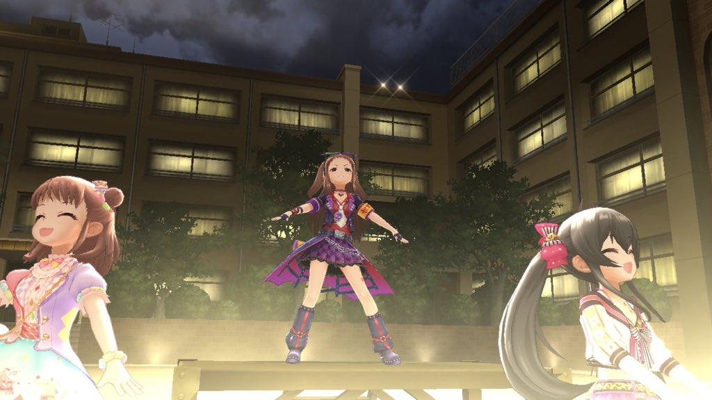 小関麗奈Pもっと騒いで!!!!  夜の校舎が!!!!MVに実装されたんですよ!!!!!!!!!!!!