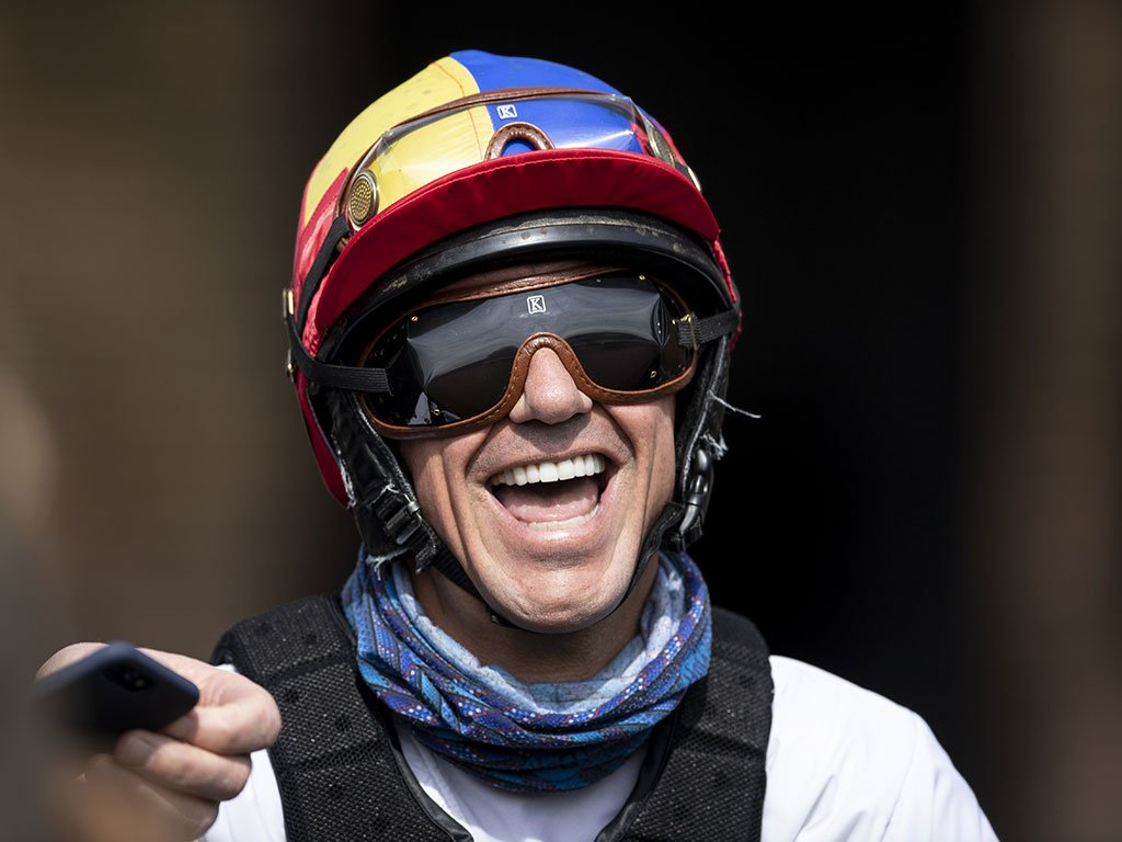 Frankie Dettori has been booked to ride the David Hayes-trained Redkirk Warrior in the Diamond Jubilee Stakes at Royal Ascot in June