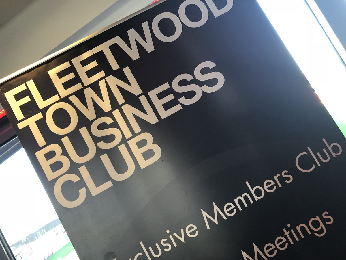 | BUSINESS CLUB Busy meeting @FTFC this morning, plenty to talk about from yesterday's developments  #networking #contacts #onwardtogether<br>http://pic.twitter.com/IlW0ijLU6K