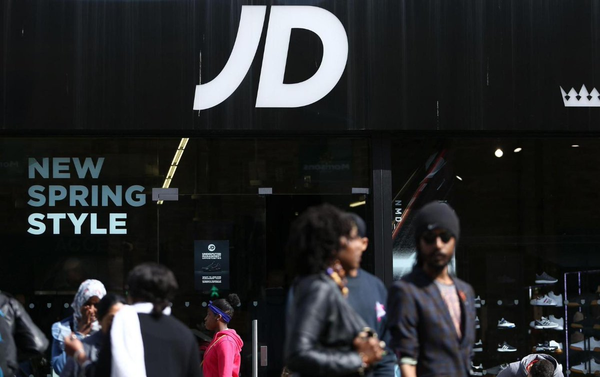JD and Primark prove you can still be a winning retailer if you're good at it https://t.co/n1dZ3i31rS