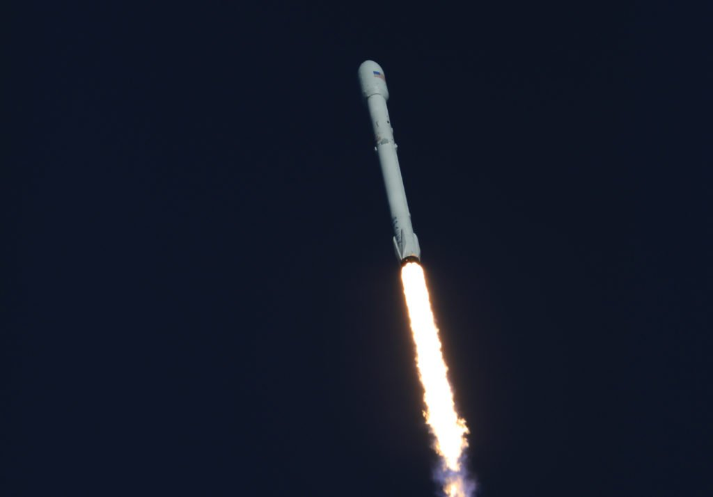 NASA launches newest planet-hunting spacecraft #TESS from Cape Canaveral in Florida to find new worlds beyond our Solar System.   (Pic: NASA)
