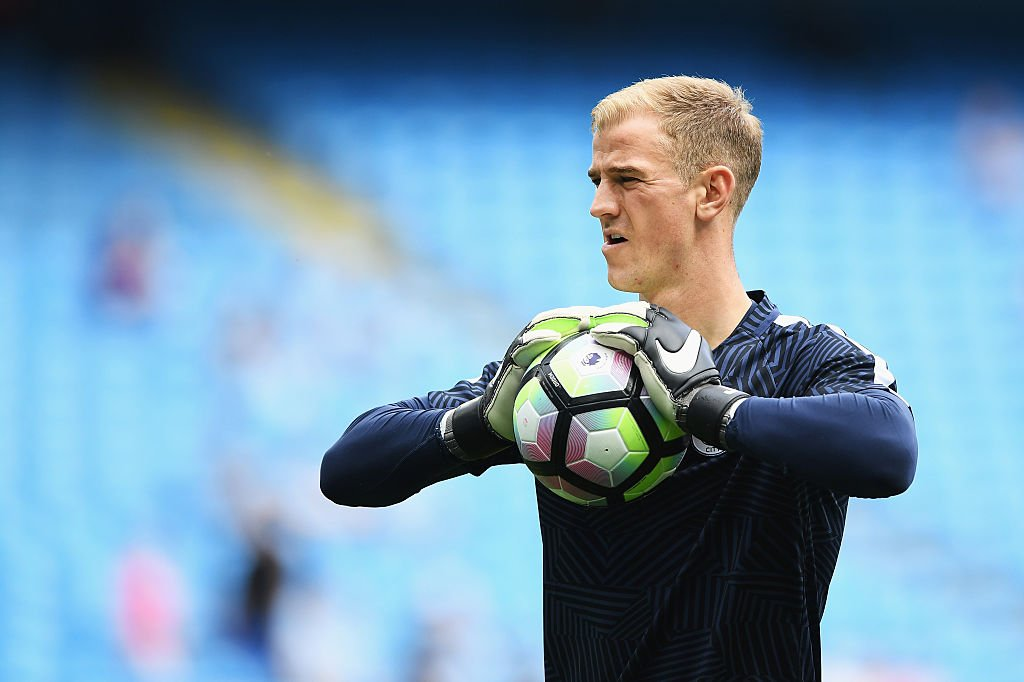 Wishing Joe Hart a very happy 31st birthday today 🙌 #mancity