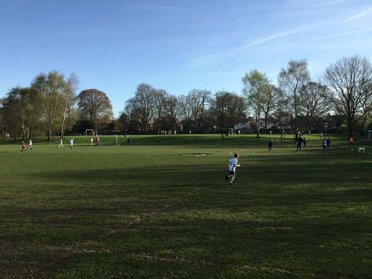 test Twitter Media - Brilliant, active start to this sunny day: running club, girls football, Sunrise Soccer AND tag rugby packed on to the school field! #gorseype https://t.co/rvlvalB5t9