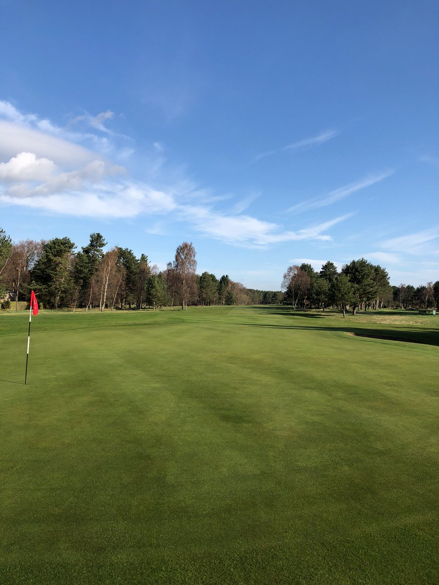 Ladybank Golf Club On Twitter Great Day To Welcome