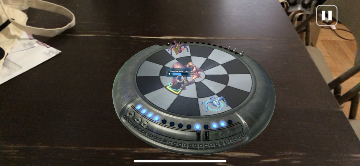 Star Wars holochess comes to the iPhone with ARKit https://t.co/33eNp0CmBz
