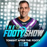 Catch @camsmith9 and @PaulGallen13 live on the #NRLFootyShow tonight, right after #NRLBulldogsRoosters!  #NRL