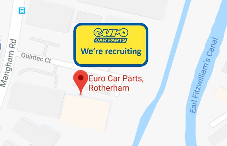Eurocarparts Careers On Twitter Parts Sales Advisor Wanted To