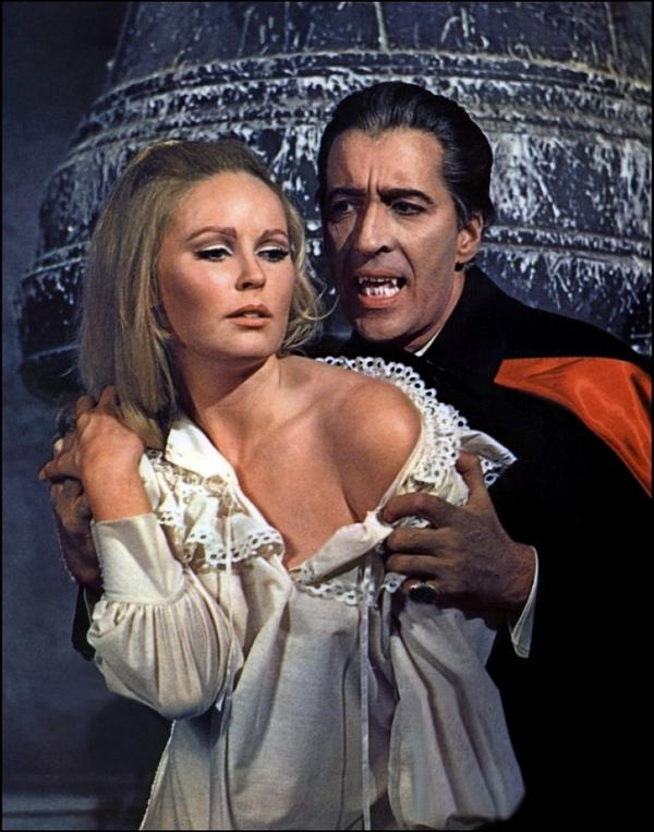 CHRISTOPHER LEE Hands Study Vol. 5 #horror #icon w/ Veronica Carlson | Dracula Has Risen From The Grave <br>http://pic.twitter.com/lddE3yoYsE