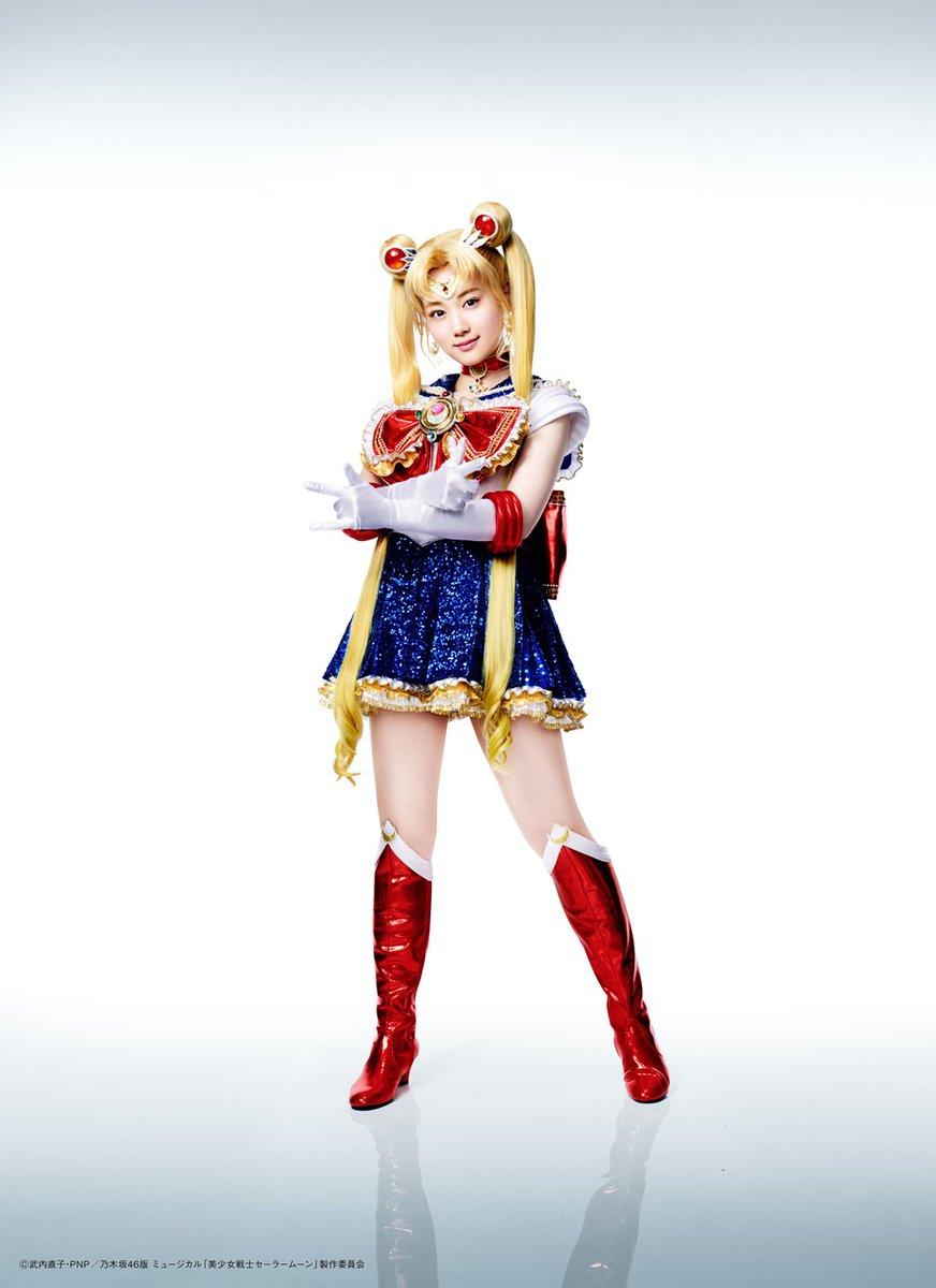 公演後には、「美少女戦士セーラームーン」関連ナンバーのライブショーも  乃木坂4...