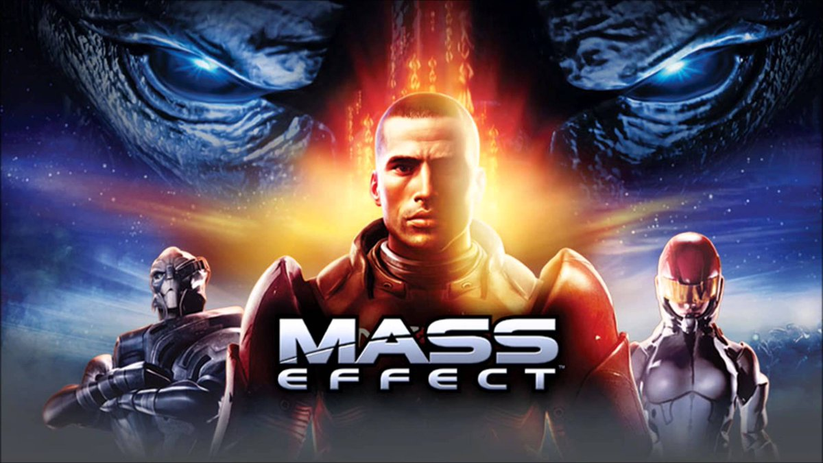Image result for Die Spiele der Mass Effect-Reihe