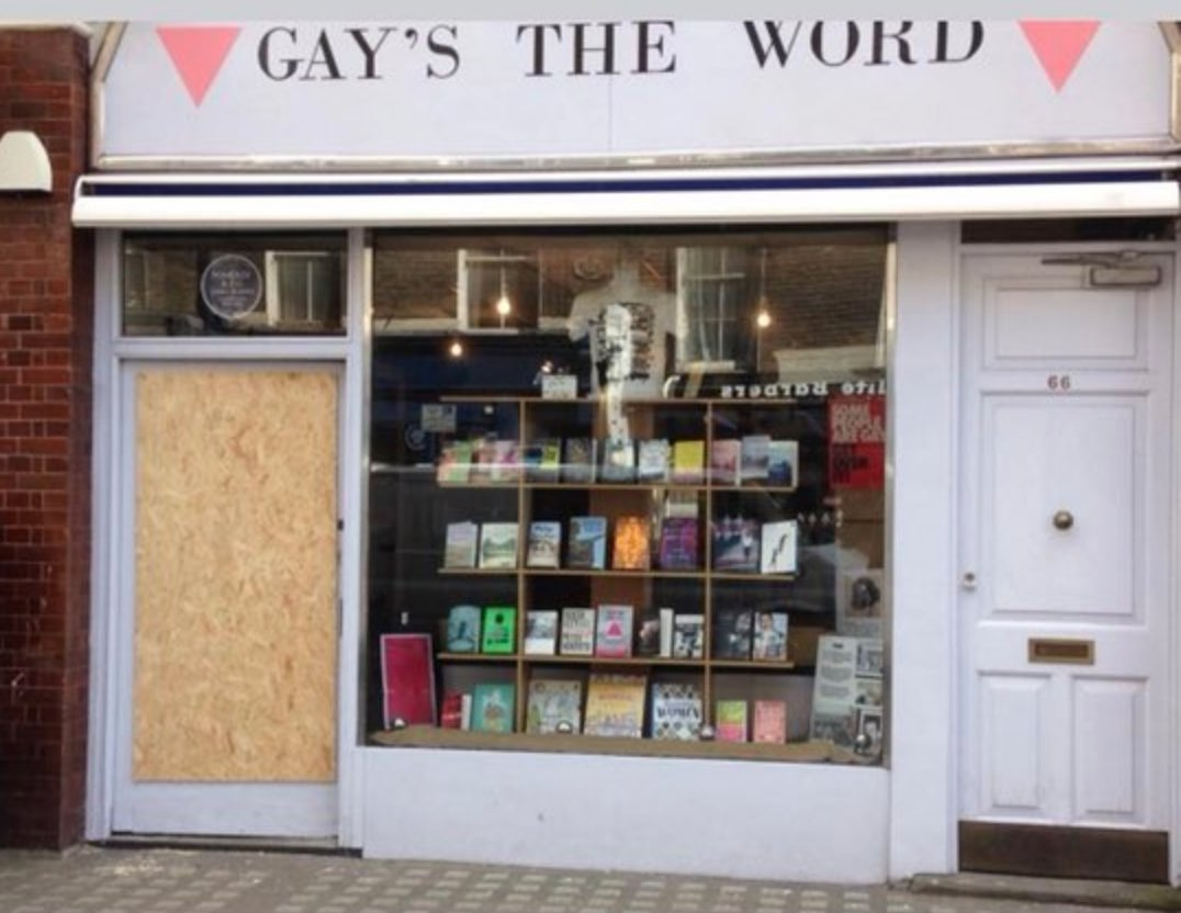 Rainbows gay and lesbian bookstore