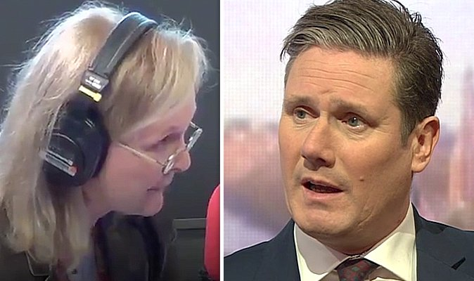 Keir Starmer STUNNED as BBC host shreds 'Remainers and unelected peers' blocking Brexit https://t.co/rDaAbGQad4