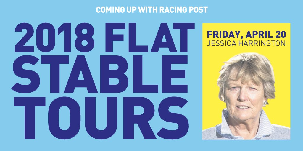 'He'll be aimed at Royal Ascot and he deserves to win a big one this year'  @Jessica_Racing takes the spotlight in tomorrow's Stable Tour  Don't miss it in tomorrow's newspaper  OR read online from 8pm with Members' Club Ultimate - sign up here https://t.co/3dcd5ljy28