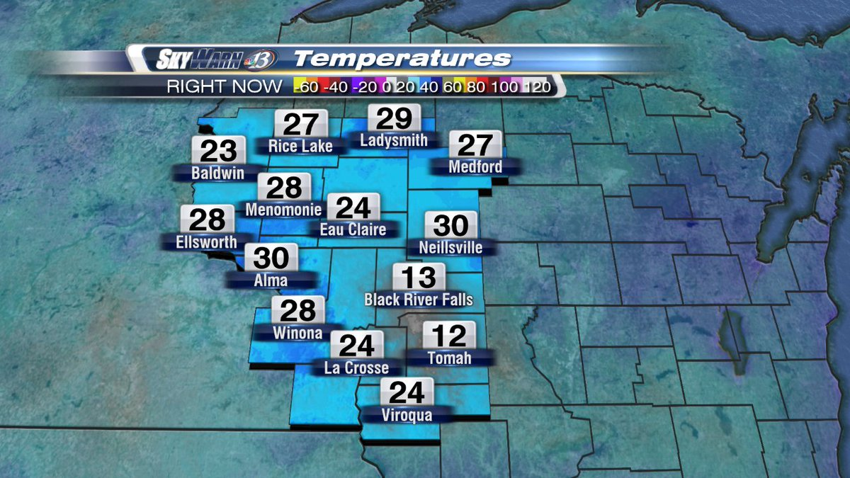 Weau 13 News On Twitter Skywarn13 The Snow Is Done And Now The